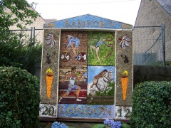 Well Dressing photo from July 2012