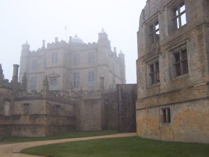 Bolsover Castle Terrace Range and Little Castle