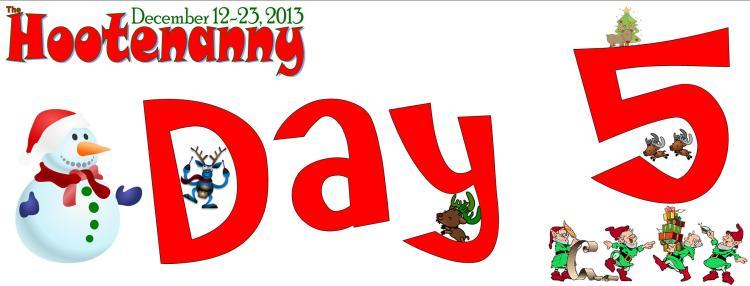 Hootenanny.Day5
