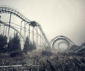 haunted amusement park