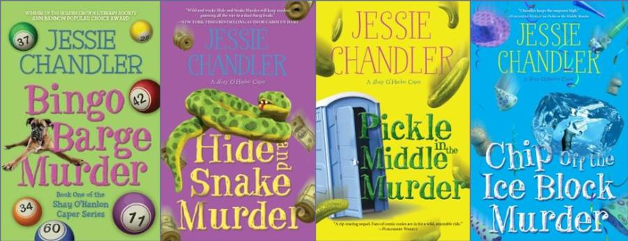 Chandler Covers
