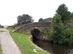 Bridge over the Huddersfield Narrow Canal