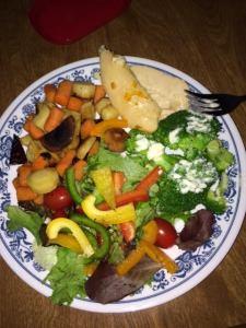 Rockaway 2014 healthy plate