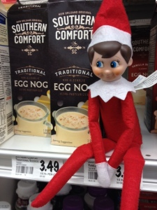 Tucker is about to stock up on the ready-made stash. The elves discovered this flavor this year...
