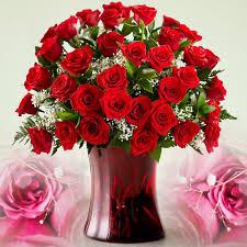 Valentine roses for blog