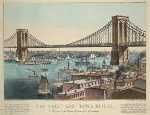The Great East River Bridge