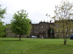 Renishaw Hall North Front