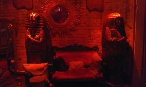 The Seance Room at Muriel's
