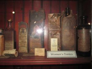 Women's Tonics at the Pharmacy