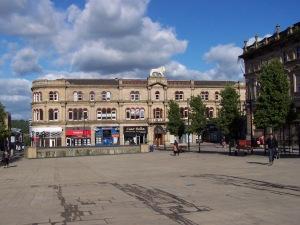 George Square, Huddersfield