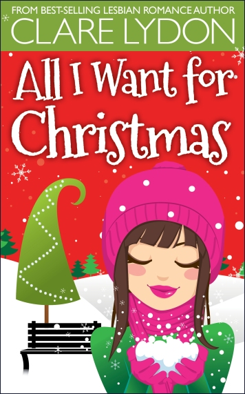Clare-Lydon-All-I-Want-For-Christmas