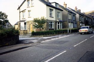 Main Road and Victoria Road 1980s