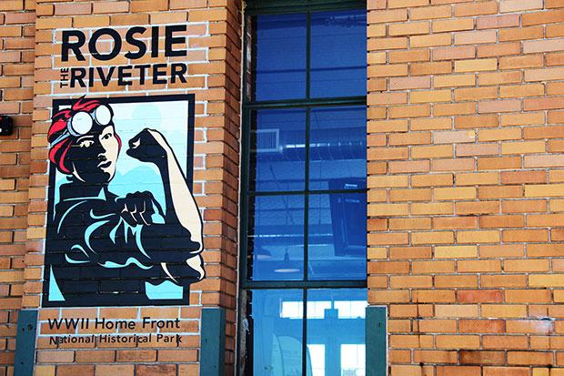 R Rosie building