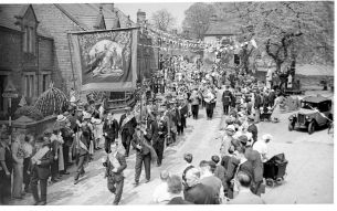 Silver Jubilee Parade 1935
