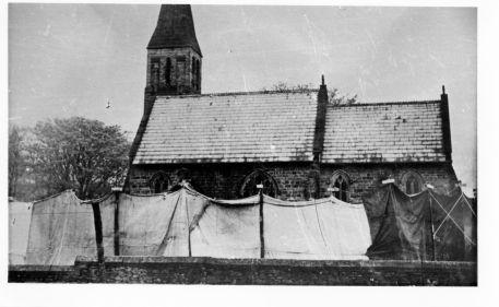 Derwent Church Exhumations