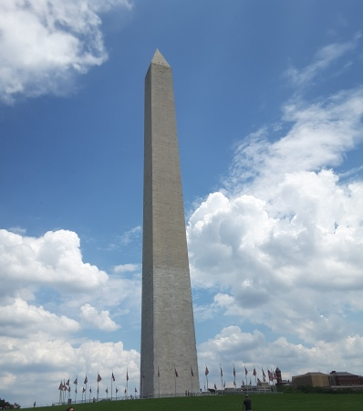 washinton memorial
