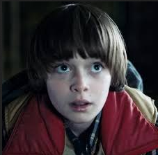 Will Byers, who goes missing in Stranger Things