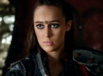 gratuitous photo of Commander Lexa because omg