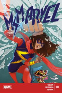 Ms. Marvel Issue #13 (source)