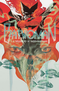 DC Comics, promo for issue #1, Batwoman (2011)