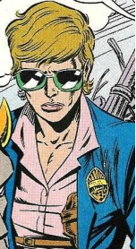 Maggie Sawyer, here in Adventures of Superman #498