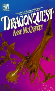 Dragonquest, book 2 in the Dragonriders series