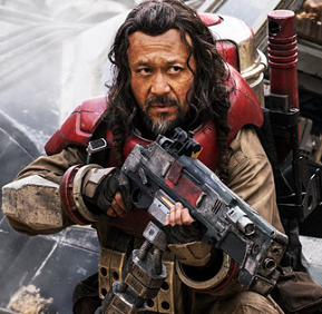 Baze Malbus, portrayed by Jiang Wen
