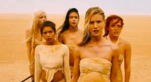 Furiosa's team. The 5 women she's trying to smuggle to safety.