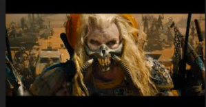 Immortan Joe. And not really the guy you want to bring home to your folks.