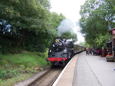 Keighley Worth Valley Railway 190817 (5)