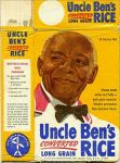 Uncle Ben's rice ad
