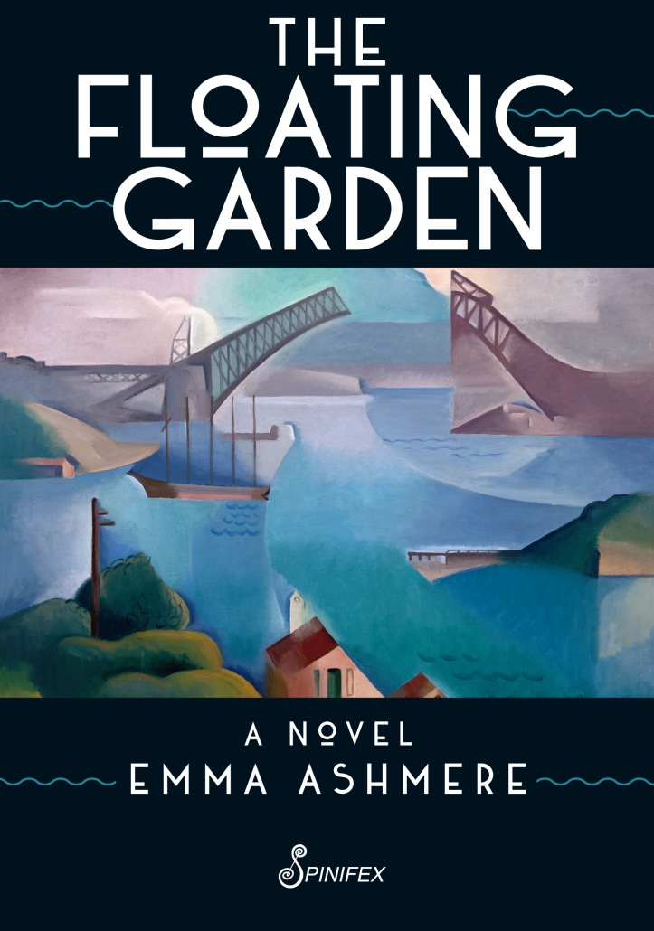 Emma Ashmere The Floating Garden cover 2015