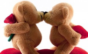 6759_Two-sweet-fluffy-bears-romantic-moment-of-Valentines-Day