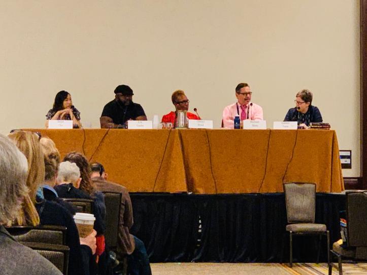 Bouchercon Not a Diversity Panel