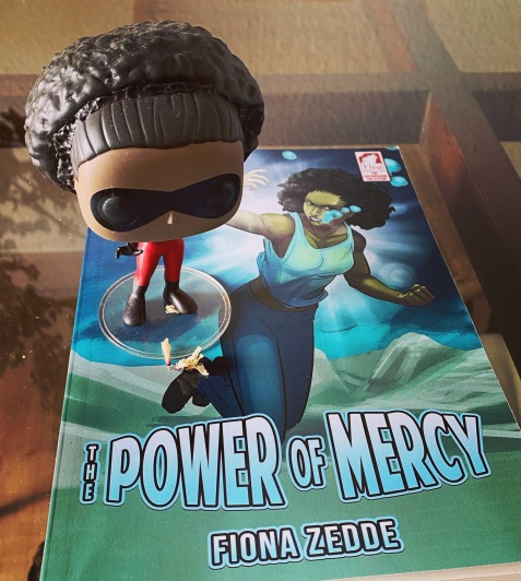 mercy doll amnd book