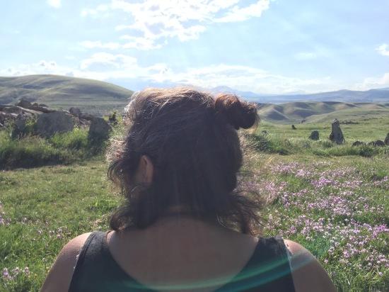 Angela in Arrmenia